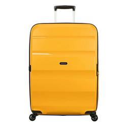 American Tourister® Trolley Bon Air DLX 4-Rollen-Trolley L 75/28 cm erw., 4 Rollen gelb