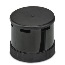 Phoenix Contact 2702998 Miniatur Sirene Geräusch-Entwicklung: 105 dB Spannung: 24V Dauerton 1St.