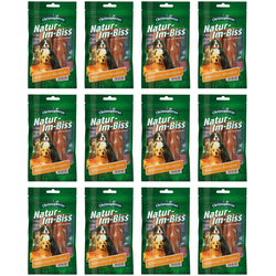 Christopherus Hundesnack Hähnchenkausticks, 12 x 70 g