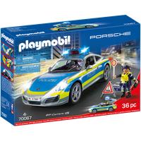 Playmobil City Action Porsche 911 Carrera 4S Polizei (70067)