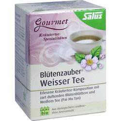 Weißer Tee Blütenzauber bio Salus