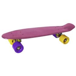 NSP Kickboard pink gelb/lila, ABEC 7