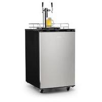 Klarstein Big Spender Double Bierfass-Kühlschrank