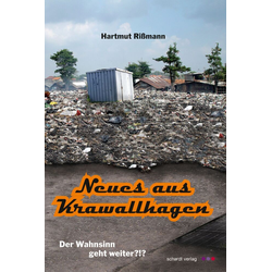 Neues aus Krawallhagen als Buch von Hartmut Rißmann