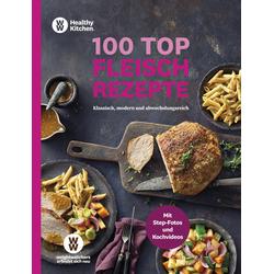 WW - 100 Top Fleischrezepte: Buch von WW