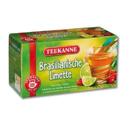 Teekanne Brasilianische Limette 20er Inhalt: 50g