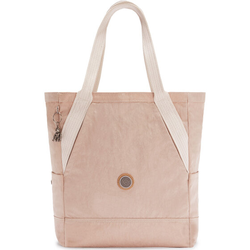 Kipling Edgeland Plus Almato Shopper Tasche 30 cm pink dash