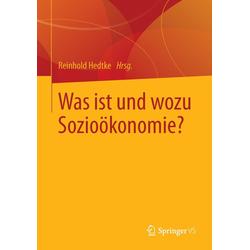 Was ist und wozu Sozioökonomie? als Buch von