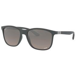 RAY BAN Sonnenbrille CHROMANCE RB4330CH grau
