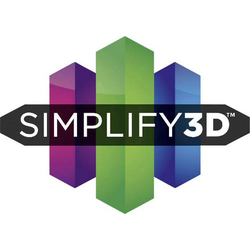 Simplify3D Vollversion, 1 Lizenz Windows, Linux, Mac 3D-Drucker Software