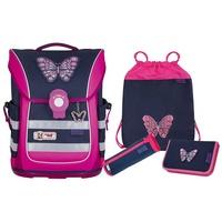 McNeill Ergo Pure Flex DIN 4-tlg. butterfly