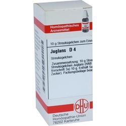 JUGLANS D 4 Globuli 10 g