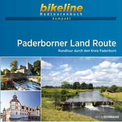 Paderborner Land Route 1 : 50 000 als Buch von