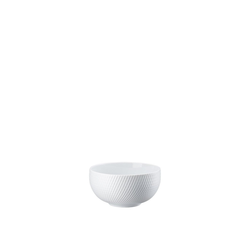 Rosenthal Müslischale Rosenthal Blend Relief 3 Bowl 14 cm, Porzellan, (1-tlg)