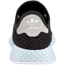 adidas Deerupt Runner core black/cloud white/blue tint 38