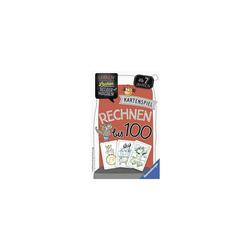 Ravensburger Spiel, Kartenspiel Rechnen bis 100