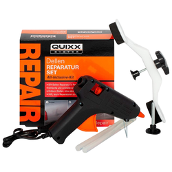 QUIXX Reparatur-Set, für Dellen orange Wartung Werkstatt Autozubehör Reifen Reparatur-Set