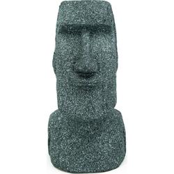 NOOR LIVING Gartenfigur Osterinsel Skulptur Moai Kopf L, (1 St)