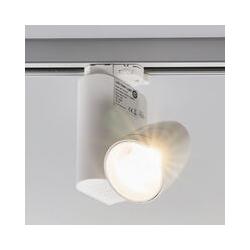 Drei-Phasen-Stromschienen-Strahler Colin mit LED