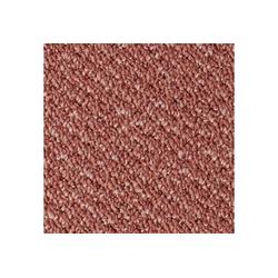 VORWERK Teppichboden Traffic, Meterware, Schlinge, Breite 400/500 cm rot 500 cm