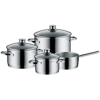 Topf-Set 4-tlg. Fleischtopf (3x) + Stielkasserolle