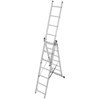 3 x 7 Sprossen mit Treppenfunktion 033376