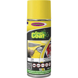 Jamara Cover Coat Flüssiggummi-Spray Farbe Gelb 231617 400ml
