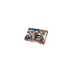 Trefl Puzzle Puzzle 200 Teile - Spiderman, Puzzleteile