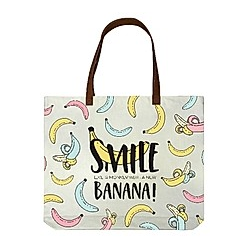Legami Bags & Co - Shopping Bag - Banana