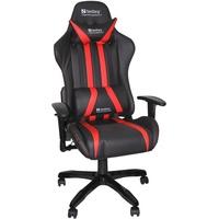 Sandberg Commander schwarz / rot