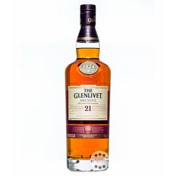 The Glenlivet Archive 21 Jahre Single Malt Scotch Whisky