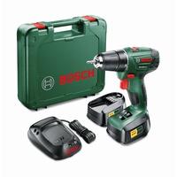 Bosch PSR 1800 LI-2 inkl. 2 x 1,5 Ah + Koffer (06039A3101)