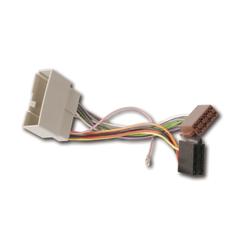 Radioadapter Ford ,Landrover auf ISO CHP