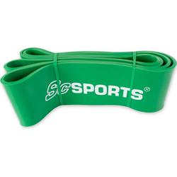 ScSPORTS® Fitnessband Fitnessband 208 x 8,3 cm grün
