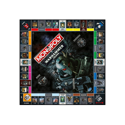 Airbrush-City Spiel, Monopoly - Warhammer 40K