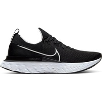 Nike React Infinity Run Flyknit W black/dark grey/white 39
