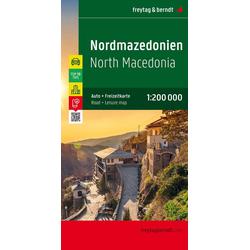 Mazedonien 1 : 200 000
