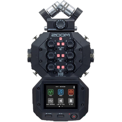 ZOOM H8 Audio Recorder Camcorder