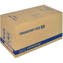 10 tidyPac® Umzugskartons Transport Box XL 69,0 x 36,0 x 37,0 cm