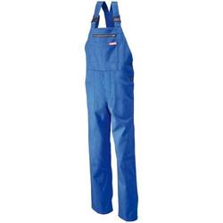 Planam Latzhose, 100% BW, 290 g/qm,Gr.52,kornblau