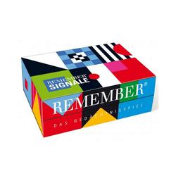 Remember Spiel, Remember Remember 44 Signale Gedächtnisspiel