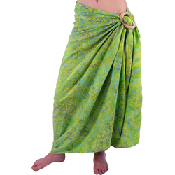 Sarong Bali Batik Sarong, Wandbehang, Wickelrock,.., Guru-Shop