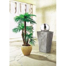Kunstpalme Areca Palme Kunstpalme, Creativ green, Höhe 160 cm