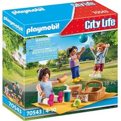 Playmobil® Spiel, PLAYMOBIL® 70543 City Life Picknick im Park
