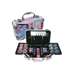 GLOSS! Make-up Set, mit u.a. Lipgloss und Lidschatten