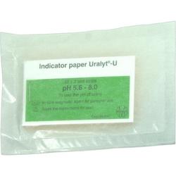 URALYT-U Indikatorpapier 104 St