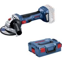 Bosch GWS 18V-7 115 Professional ohne Akku + L-Boxx 06019H9004
