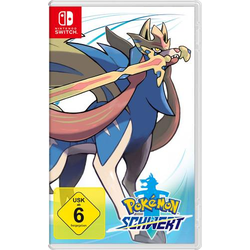 Nintendo Pokemon Schwert Switch USK: 6