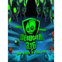 Debugger 3.16: Hack'n'Run Steam Key GLOBAL