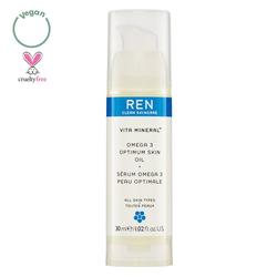 REN Vita Mineral Omega 3 Optimum Skin Serum Oil Ölserum (30 ml)